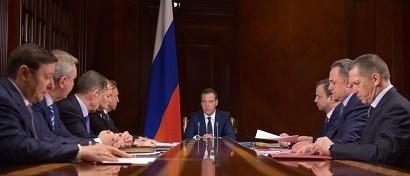 Медведев решил внедрить блокчейн в экономику России
