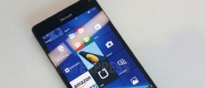 Названа цена и дата выхода нового смартфона Microsoft