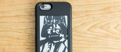 Проект чехла для iPhone с дисплеями от «планшета Чубайса» провалился