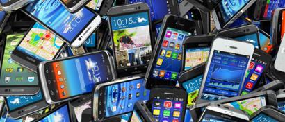 Россия вырвалась на первое место в Европе по продажам смартфонов