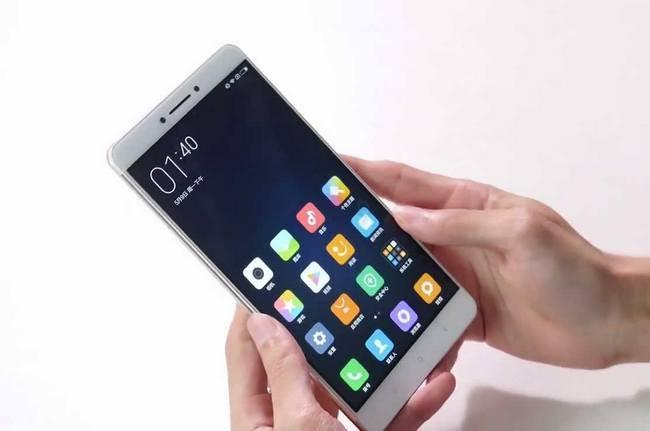 Xiaomi Mi6 может получить сканер радужной оболочки глаза иотпечатков пальцев