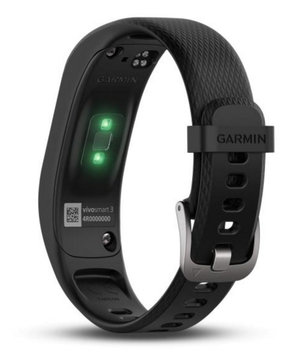 Garmin Vivosmart 3 следит задыханием иуровнем стресса