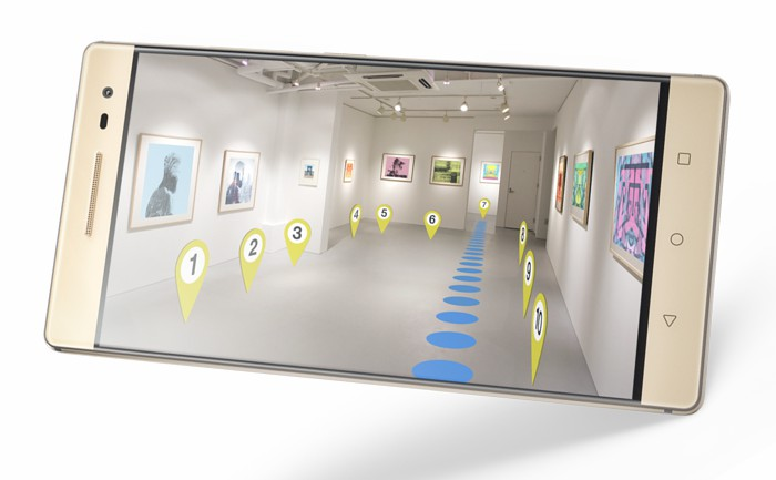 В РФ представлен смартфон Lenovo Phab 2 Pro стехнологией Google Tango