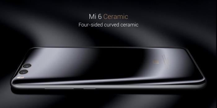 Представлен Xiaomi Mi6 сдвойной камерой ипроцессором Snapdragon 835