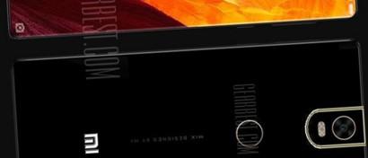 Рассекречены характеристики нового безрамочного флагмана Xiaomi. Фото