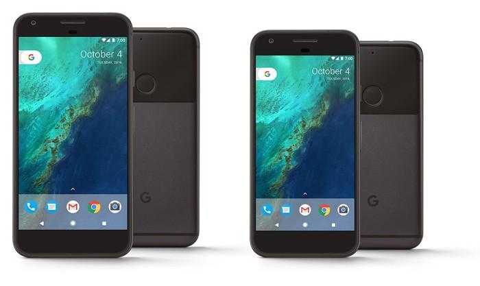 Google выпустит три телефона в 2017
