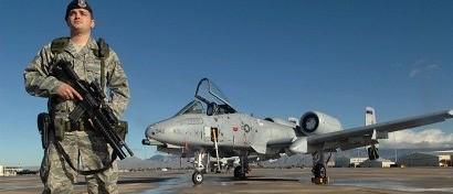 ВВС США попросили хакеров взломать свои сайты