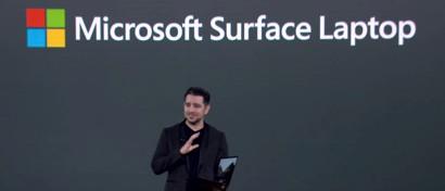 Microsoft выходит на рынок образования с 1000-долларовыми ноутбуками. Видео. Цены
