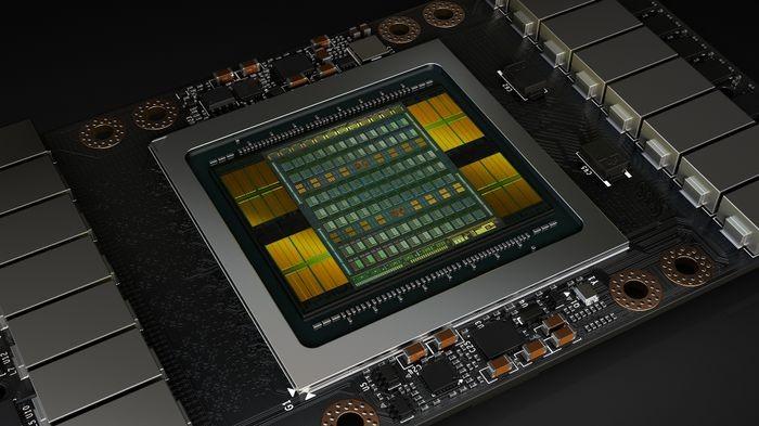 NVIDIA представила новейшую архитектуру графических процессоров Volta