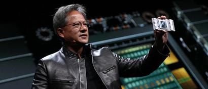 Новый графический чип обошелся Nvidia в $3 млрд