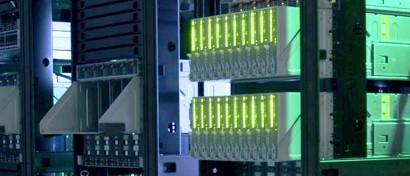 Hewlett Packard создала компьютер с рекордным объемом оперативной памяти. Видео