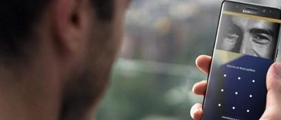 Сканер сетчатки в Samsung S8 обманули с помощью принтера Samsung