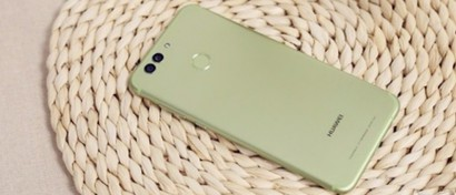 Huawei выпустил два недорогих цельнометаллических смартфона