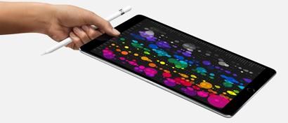 Планшеты iPad Pro оказались мощнее новых MacBook Pro