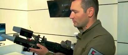 «Калашников» выпустил нелетальное ружье для уничтожения беспилотников. Видео