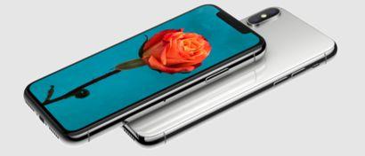 Первая партия iPhone X оказалась смехотворно маленькой