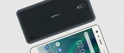 Nokia готовит недорогой Android-смартфон с рекордным временем работы