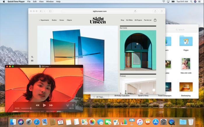 Вышла новая macOS для компьютеров Apple