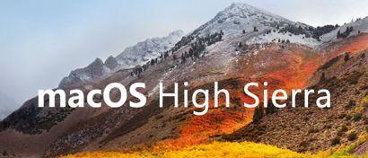 Вышла ОС для Mac на новой файловой системе