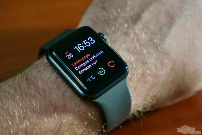 2321a7be Обзор Apple Watch Series 3: самые функциональные смарт-часы в мире ...