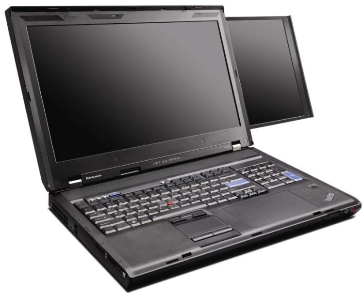 Картинки по запросу IBM ThinkPad W700ds
