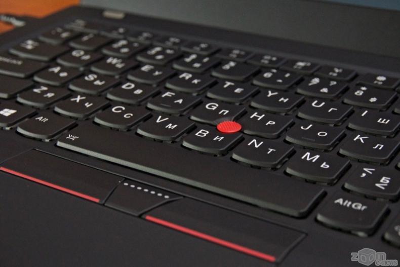 Обзор ноутбука Lenovo ThinkPad X1 Carbon: компактный бизнес