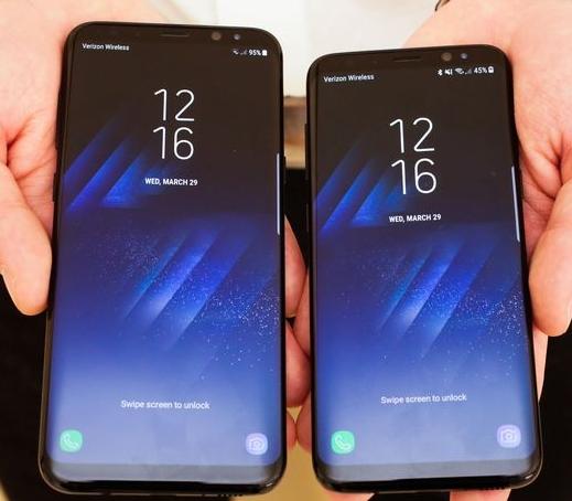 Оба смартфона имеют фантастический корпус со стеклянной задней крышкой af1bdff30da05