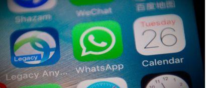 Мужу дали 2 года тюрьмы за чтение аккаунта жены в WhatsApp