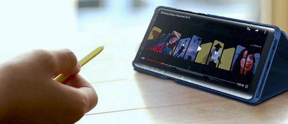 Флагман Samsung Galaxy Note 9 получил улучшенную батарею и огромную память. Цены в России