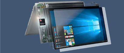 Lenovo тестирует загадочный ноутбук на Windows 10 с процессором от смартфона