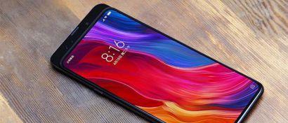 Xiaomi выпускает смартфон в странном форм-факторе. Фото. Цена
