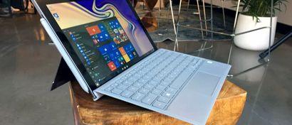 Samsung выпустил первый «постоянно включенный» планшет на Windows