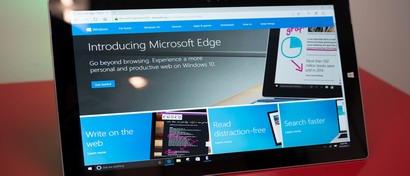 Microsoft отказалась от собственного браузерного движка из-за постоянных диверсий Google