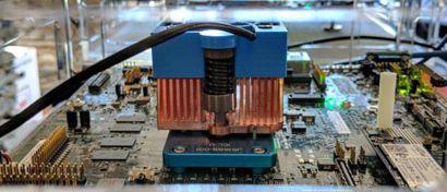 Intel представила новую архитектуру процессора