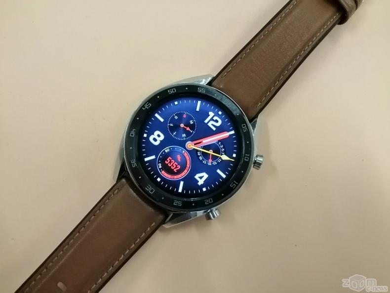 Обзор умных часов Huawei Watch GT  ничего лишнего. Cтатьи 2502a8e068720