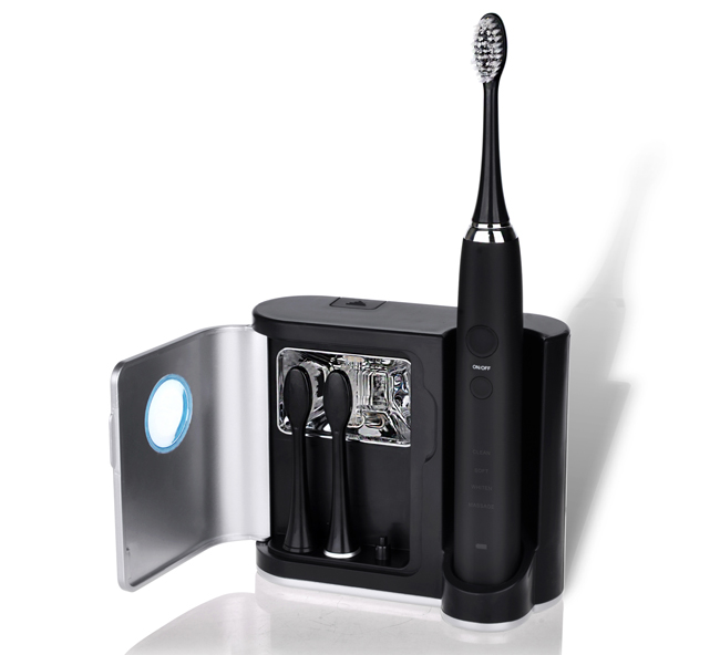 Оптом электрическая зубная щетка