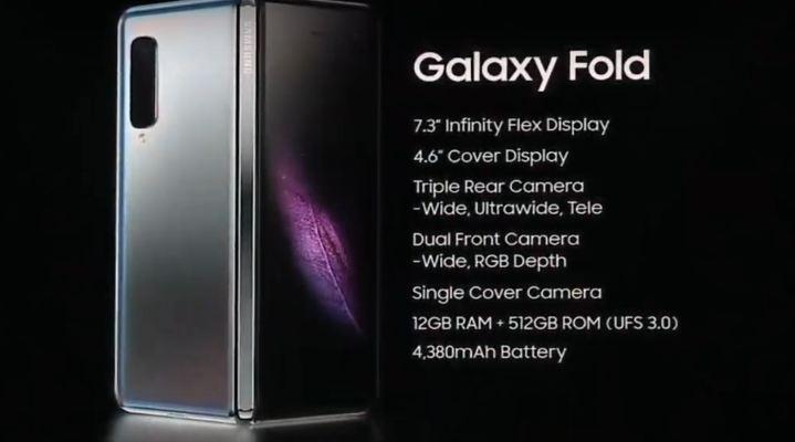 Первый взгляд на Samsung Galaxy S10 и другие новинки Unpacked 2019