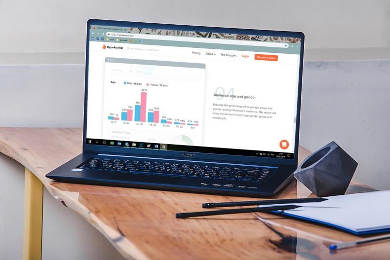 Обзор ноутбука Acer Swift 5: сверхлегкий и мощный
