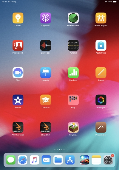 Обзор iPad Pro 11: планшет или ноутбук?