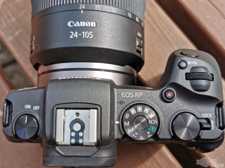 Обзор камеры Canon EOS RP: cамый доступный полный кадр