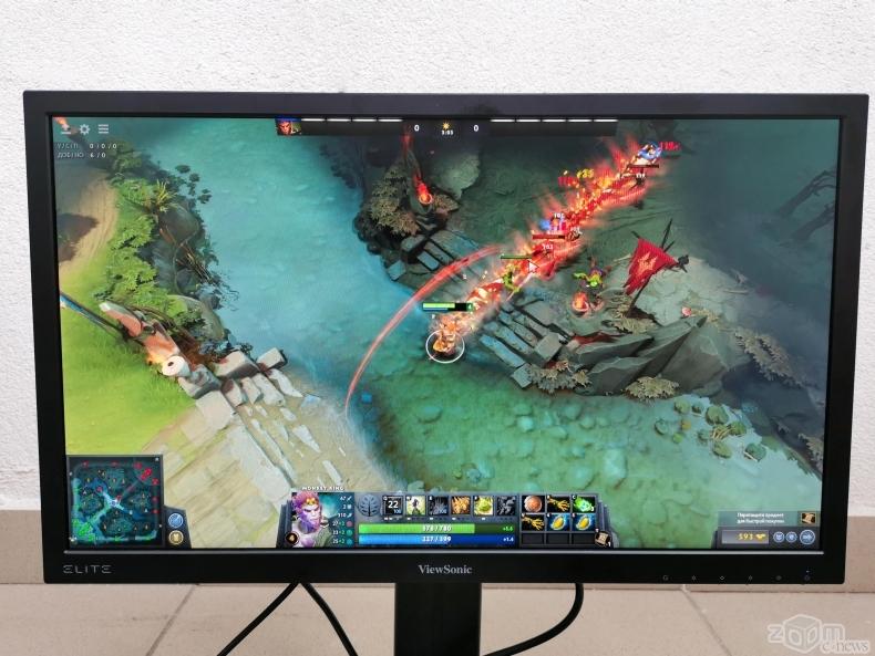 Обзор ViewSonic XG240R: сбалансированный игровой монитор