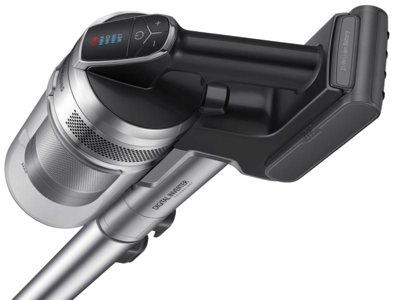 Обзор Samsung POWERStick Jet: мощный вертикальный пылесос