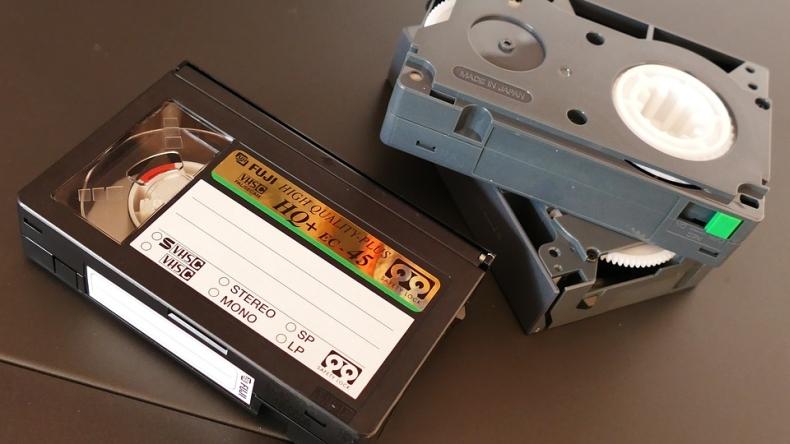 Записать с видеокассеты на компьютер. Как оцифровать видеокассету своими руками