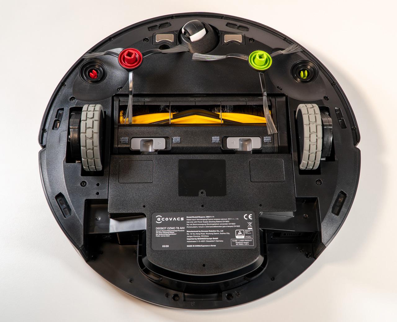 Обзор Ecovacs Deebot Ozmo T8 AIVI: робот-пылесос с камерой