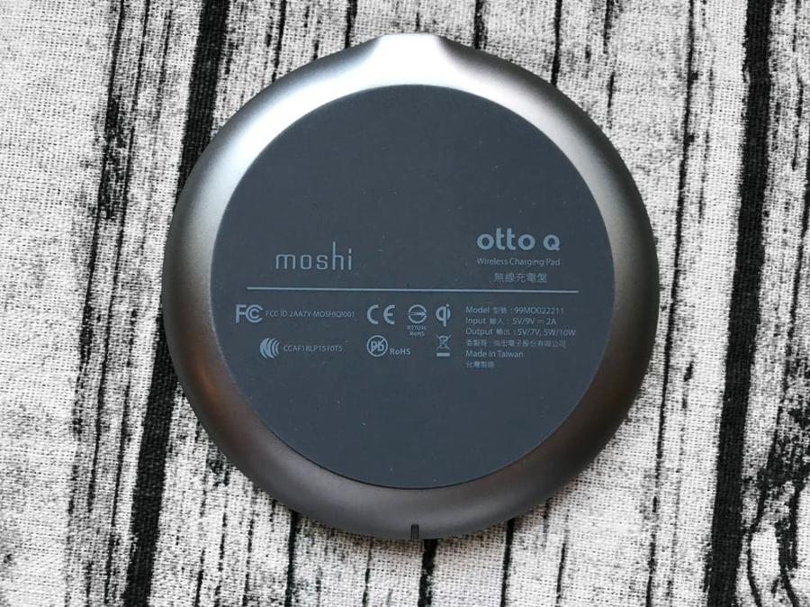 Обзор беспроводных зарядных устройств Moshi: Otto Q, Porto Q 5K и Lounge Q