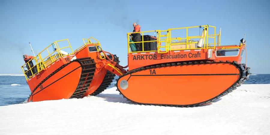 Техника для морозов: машины для работы в самых суровых условиях