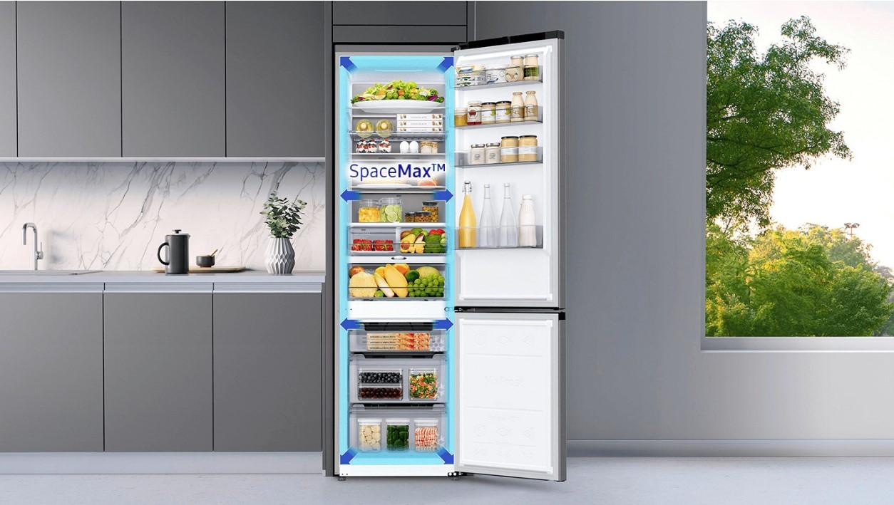 Обзор холодильника Samsung RB7300: простор и свежесть продуктов