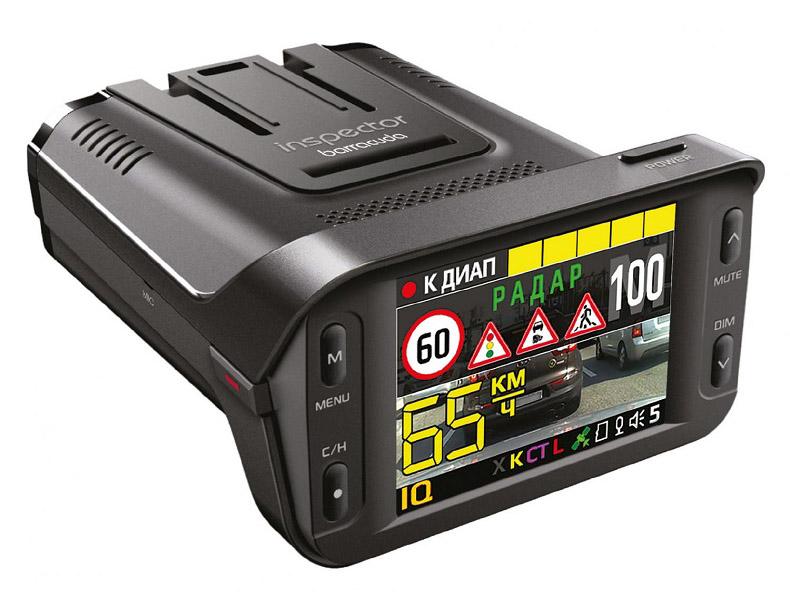 Лучшие видеорегистраторы с радар-детектором: хиты продаж