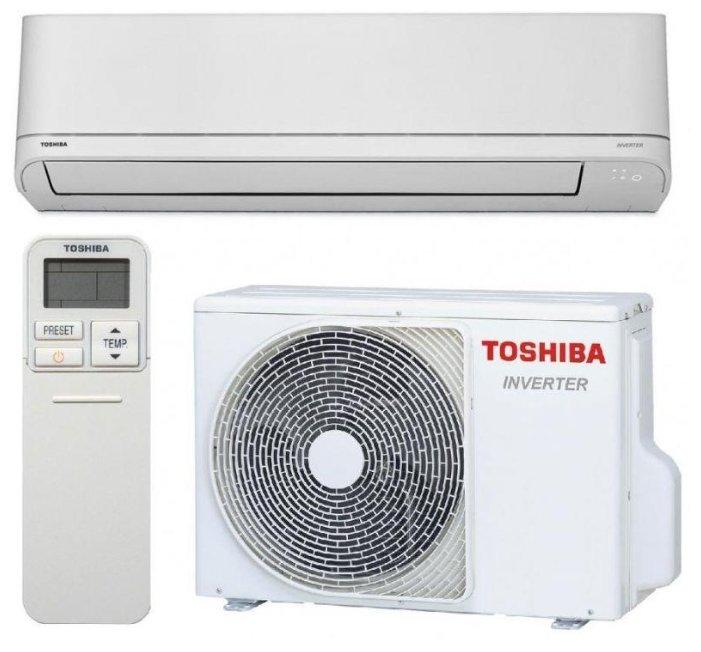 Toshiba Сплит-система Toshiba RAS-10PKVSG-E / RAS-10PAVSG-E