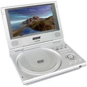 Миниатюрные размеры портативного DVD-плеера DL373S позволяют ему стать идеальным спутником практически в...